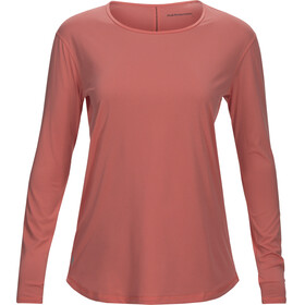 Peak Performance W's Epic LS Shirt Digital Pink